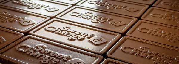 Sweet Change Chocolate Bars