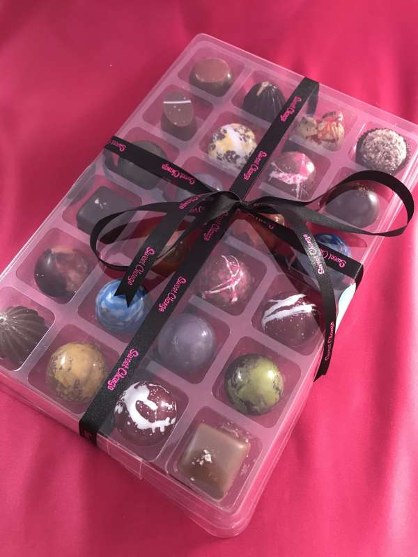 Assorted Filled Chocolates