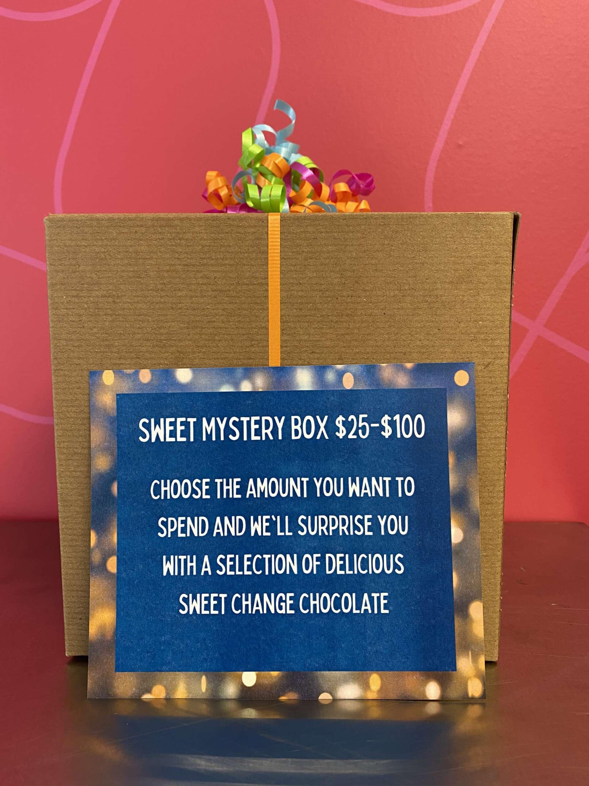 Sweet Mystery Box