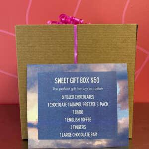 Sweet $50 Gift Box