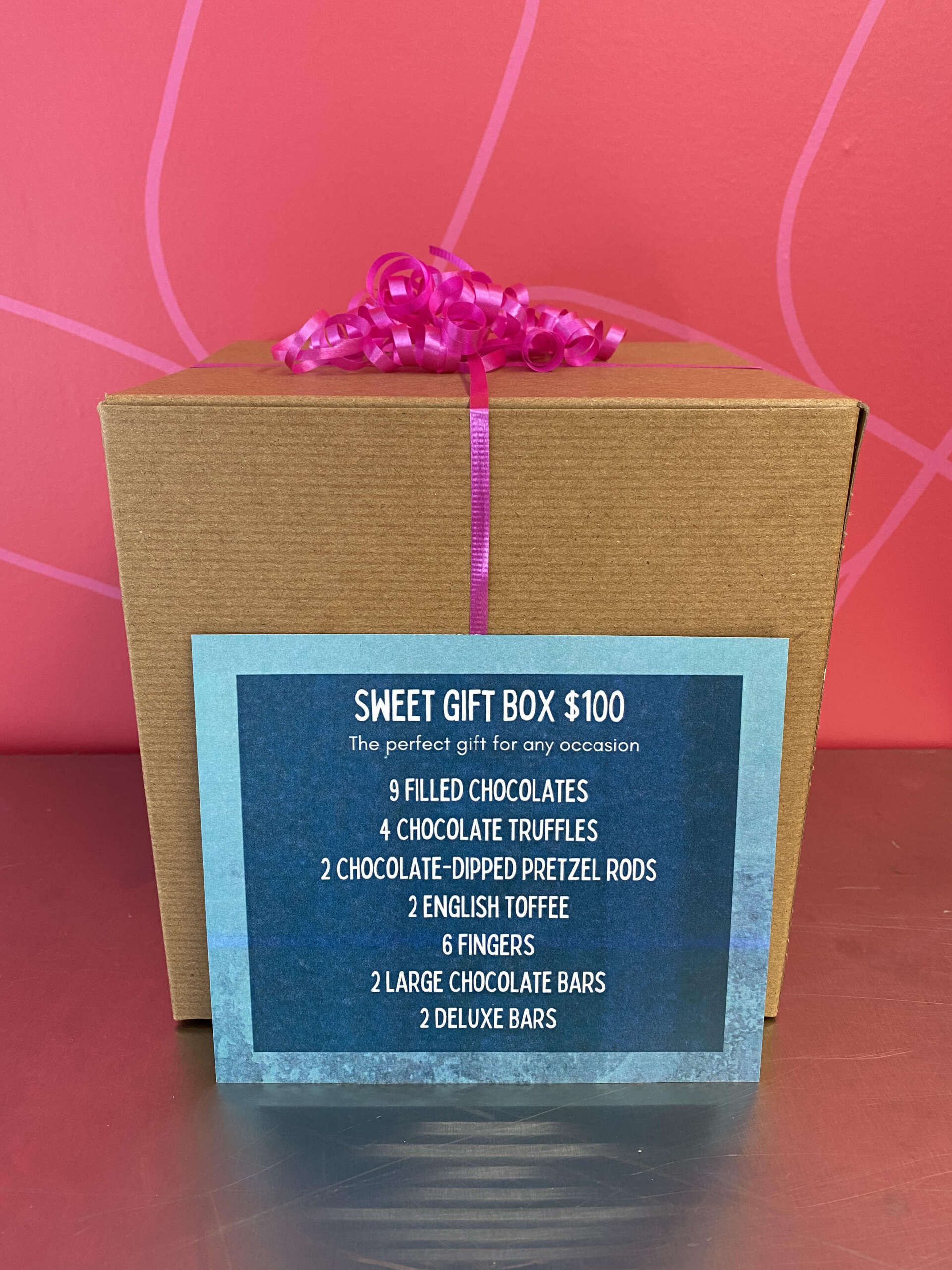 Sweet $100 Gift Box
